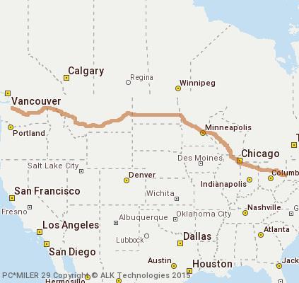 Brilliant Ohio Map.Cost To Ship Honda 500 Atv From Brilliant To Seattle