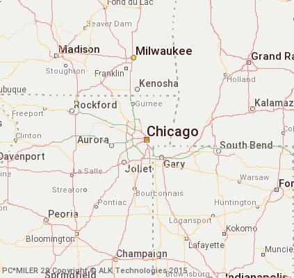 Cheapest Way To Ship A Costco Furniture Purchase To Condo To Chicago - Map of costco in us