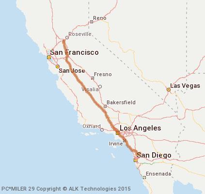 Cost To Ship Pekingese Ship To Ramona CA To Ramona - California map ramona